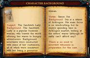 Sandwich Lady Case Report 2