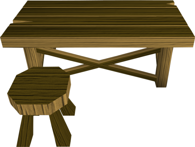 File:Wooden workbench built.png