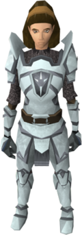 Owen's armaments equipped (female)