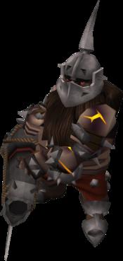Chaos dwarf hand cannoneer male
