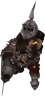 Chaos dwarf hand cannoneer male