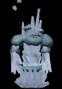 Geyser titan (Familiarisation)