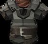 Miner chestplate (iron) detail