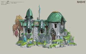 Impling collector's home concept art