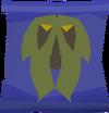 Swamp plague scroll detail