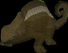 Adult chameleon (mud)