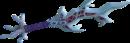 Coral dagger token detail