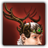 Woodland crown icon