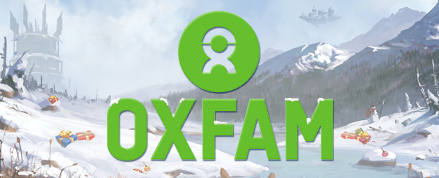 Donate to Oxfam update post header