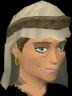 Lead archaeologist Abigail chathead