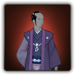 Eastern outfit icon (male)