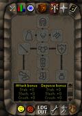 Worn equipment interface old1