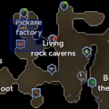 Cart Conductor (Dwarven Mine) location.png