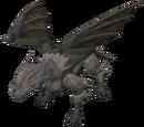 Pit iron dragon