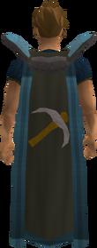 Retro mining cape (t) equipped