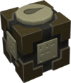 Address cube (water)