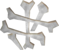 Airut bones detail