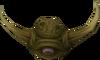 Runner hat detail