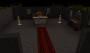Zenevivia's altar