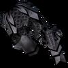 Malevolent greaves (Third Age, broken) detail