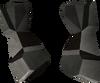 Warrior gauntlets (iron) detail