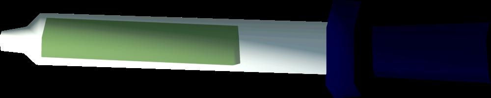 Alkaline concoction detail