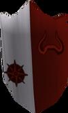 Footman's shield