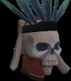 Spirit hunter outfit helmet chathead