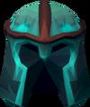 Ice warrior helm detail