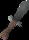 Dagger (class 2) detail