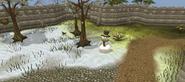 Snowman Christmas 2011