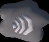 Air rune (The Slug Menace) detail
