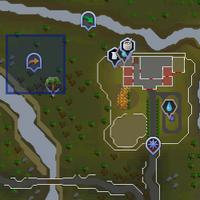 Fairy ring CJR location