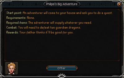 Philipe's Big Adventure.