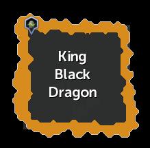 King Black Dragon's Lair map