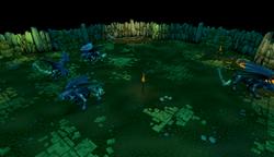 Dragontooth Island resource dungeon