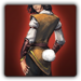 Bunny tail icon