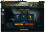 Community (Crablet Plunder) interface 5