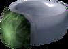 Jade ring detail