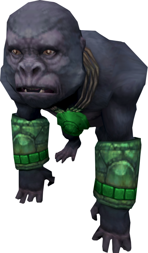 Jungle Gorilla (adolescent)