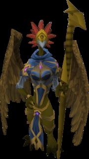 Taw'Paak, Emissary of Armadyl