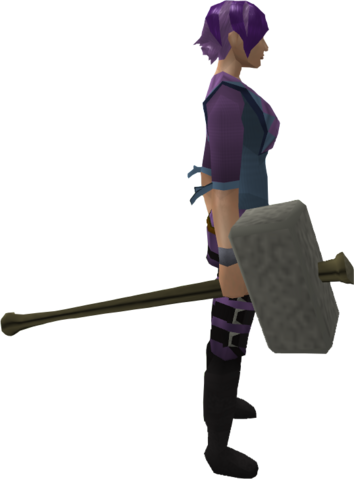 File:Granite maul equipped.png
