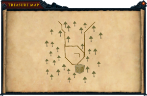 Map clue McGrubor's Wood