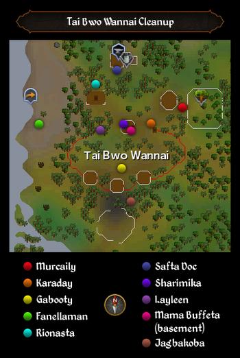 Tai Bwo Wannai Cleanup map
