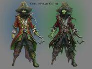 Deathbeard's Outfit concept art