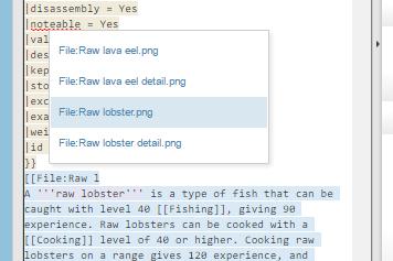 SM basics - file linking