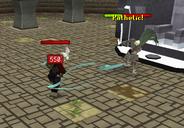 Nomad kills player