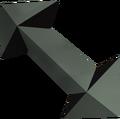 Iorwerth symbol piece detail