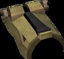 Royale cannon furnace detail
