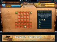 Treasure Hunter Buried Treasure